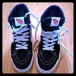 Vans black,white,grey color shoes